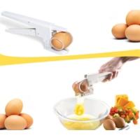 Bundera Yumurta Kırma Ve Sarısını Ayıklama Aparatı Ez Cracker