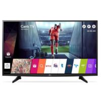 "LG 43UH610V 43"" 109 Ekran 4K Uydu Alıcılı Smart LED TV"