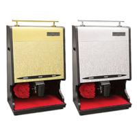 Rulopak Fotoselli Ayakkabı Cila Makinesi (Gümüş Renk)