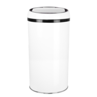 Hiper Sensörlü Çöp Kovası 12 Lt. Beyaz