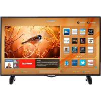 """Telefunken 43TU6060 43"""" 4K UHD Dahili 4K Uydu Alıcılı Smart Slim LED TV"""