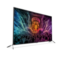 Philips 65PUS6121/12 4K Ultra İnce Smart LED TV