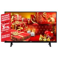 """Vestel 50UB8300 50"""" 127 Ekran 4K 1000 Hz. Uydu Alıcılı Smart LED TV"""