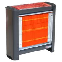 Isımatik 504 Devrilme Emniyetli Termostat Elektrikli Isıtıcı Soba