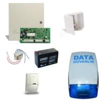 DSC Alarm Sistemi Set 1 - Data Güvenlik