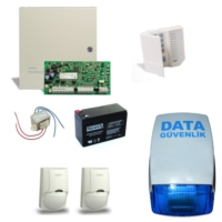 DSC Alarm Sistemi Set 2 - Data Güvenlik