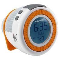 Grundig Sonoclcok 230 Usb White/Orange Alarm Saatli Radyo