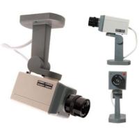 Fdm Sahte Güvenlik Kamerası Sensörlü