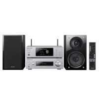Pioneer P2-S Gümüş Müzik Sistemi
