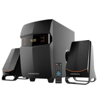 Kamosonıc Ks-2035 200 Watt Peak Power 2+1 Ses Sistemi Yeni Model Kumanda-Led Ekran-Sd-Usb-Mp3-Radyo