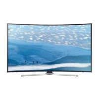 "SAMSUNG UE 65KU7350 65"" 163 EKRAN DAHİLİ UYDU ALICI 4K CURVED UHD SMART LED TV"