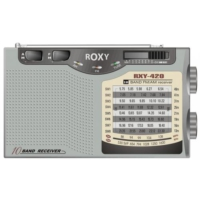 Roxy Rxy-420 Radyo 10 Kanal Dünya Radyo