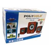 Poly Gold Pg-42 2İn1 Ses Sistemi