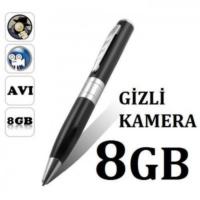 Mytech Kalem Kamera 8 Gb Gizli Kamera