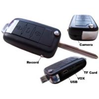 Mytech Volkswagen Anahtarlık Gizli Kamera