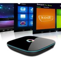 Sunwell Q-Box S905 64Bit 4K HD 3D Android IPTV Box 2GB DDR3 Ram 16GB Rom