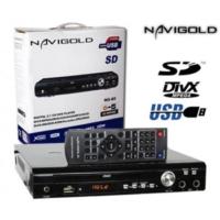 Navigold NG-80 USB-SD-FM Karaoke DVD Player
