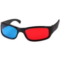 Anka 3 Boyutlu Gözlük