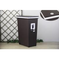 LoveQ Dokunmatik Kahve Rengi Çöp Kovası 45Lt Ily-An324Fs872B