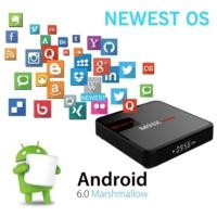 M96X Plus 4K 3D ve iptv Destekli Android TV Box 2GB DDR3 Ram 16GB Rom Kodi 16.1 Full