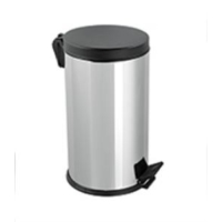 Hiper Plastik Kapaklı Çöp Kovası - 30 Lt