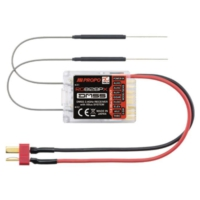 RG812BPX DMSS 2.4GHz 8-CH X-Bus Receiver with HD Battery Cable (03461)