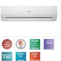 Panasonic Kıt-Ue9-Rke 9000 Btu Inverter Duvar Tipi Klima