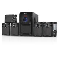 Tastech Bluetoothlu 5+1 Dijital Ekran Radyolu Usb Ses Sistemi