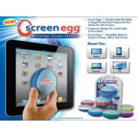 TveT Screen Egg Ekran Temizleme Topu 2 Adet