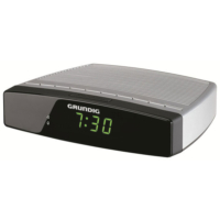 Grundig Sonoclock 600 Alarm Saatli Radyo