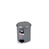 Bora Monotone Pedallı Çöp Kovası 6 Litre No:1 - Bo 186