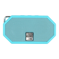 Altec Lansing Mını H2O Outdoor Bleutooth Speaker Turkuaz (Imw257-Ab)
