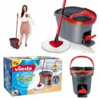 Vileda Temizlik Seti Pedallı Otomatik Sıkmalı