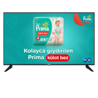 """Vestel 65UB9100 65"""" 165 Ekran 4K Uydu Alıcılı Smart LED TV"""