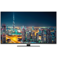 """Grundig 55VLX9650SP UHD+ 55"""" 139 Ekran 2100 Hz.[4K] 2x Uydu Alıcılı Smart LED TV LED TV"""