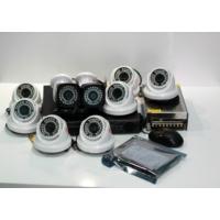 Secret Güvenlik AHD 7 İç 2 Dış Kameralı Hazır Güvenlik Kamera Sistemi