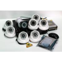 Secret Güvenlik AHD 7 İç 1 Dış Kameralı Hazır Güvenlik Kamera Sistemi