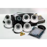 Secret Güvenlik AHD 6 İç 1 Dış Kameralı Hazır Güvenlik Kamera Sistemi