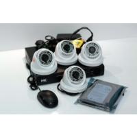 Secret Güvenlik AHD 4 İç Kameralı Hazır Güvenlik Kamera Sistemi