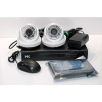 Secret Güvenlik AHD 2 İç Kameralı Hazır Güvenlik Kamera Sistemi