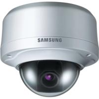 Samsung Darbeye Dayanıklı Wdr Ir Dome Kamera