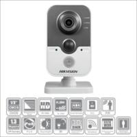 Haikon Ds-2Cd2420F-Iw 2Mp 1/2.8 Cmos F1.2 Wifi Ip Küp Kamera
