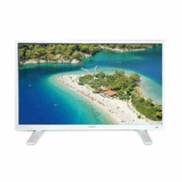 Woon Beyaz Led Tv ( 1032) + 32 Uydulu Alıcı