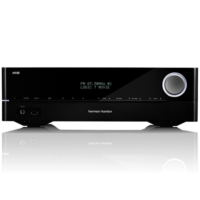 Harman Kardon AVR151S/230 Audio Video Alıcısı Siyah