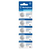 Westinghouse CR2032 3 Volt 50 Adet Lityum Pil