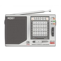 Roxy Rxy-210 10 Band Dünya Radyosu