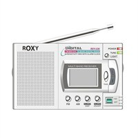 Roxy Rxy-330 10 Band Dünya Radyosu
