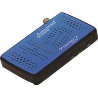 Amstrad Md-119 Hd Pvr Fullhd Mini Uydu Alıcısı + Tkgs + Usb Media Player