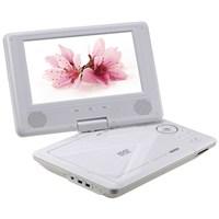 Goldmaster Fiore Portatif DVD Player (Beyaz)