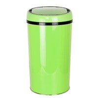Hiper Sensörlü Çöp Kovası 12 Lt. Yeşil